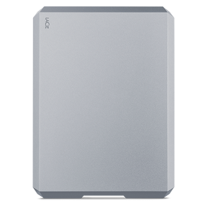 LaCie Mobile Drive USB-C Space Grey 5TB STHG5000402 - [machollywood]