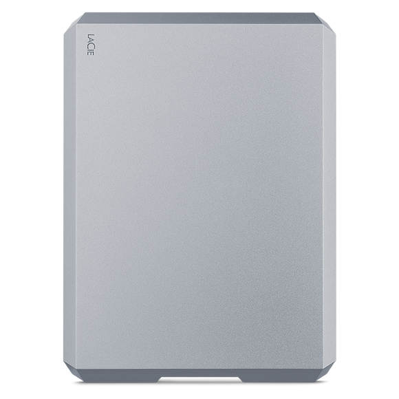 LaCie Mobile Drive USB-C Space Grey 4TB STHG4000402