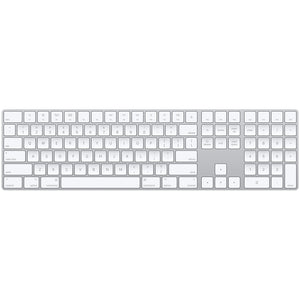 Apple Magic Keyboard with Numeric Keypad Silver MQ052LL/A