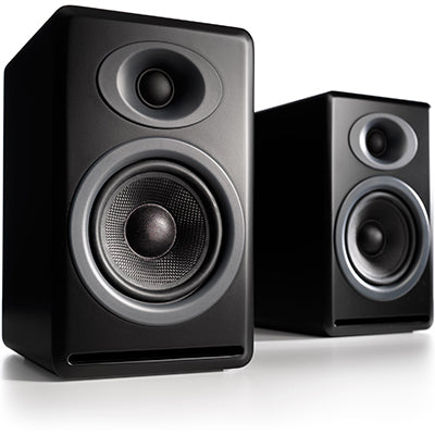 AudioEngine P4 Passive Speakers Black - [machollywood]