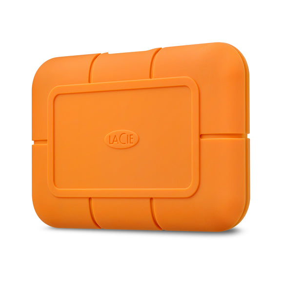 LaCie Rugged SSD 500GB STHR500800 - [machollywood]