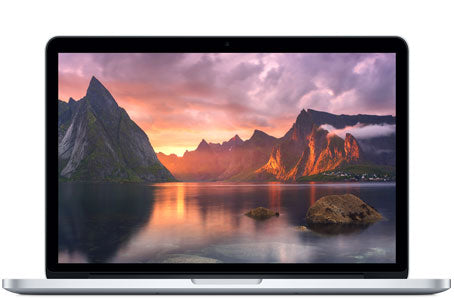 15-inch Macbook Pro Retina 2.5GHz i7 Mid 2015 - [machollywood]