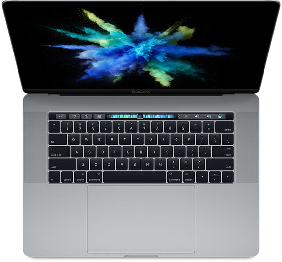 Macbook Pro 15-inch 2.6 GHz i7, Touch Bar 2018 Silver