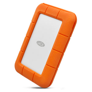 LaCie Rugged Secure Encrypted Drive 2TB STFR2000403 - [machollywood]