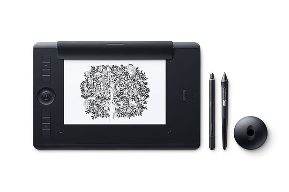 Wacom Intuos Pro Medium Paper Edition PTH660P - [machollywood]