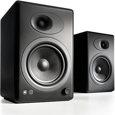 AudioEngine A5+ Powered Speakers Black - [machollywood]