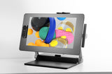 Wacom Cintiq Pro 24inch Pen & Touch Display + Ergo Stand Bundle DTH2420K0 - [machollywood]
