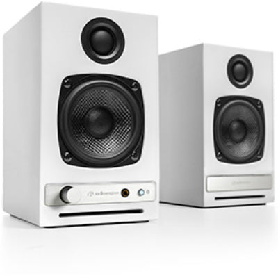 AudioEngine HD3 Wireless Speakers White - [machollywood]