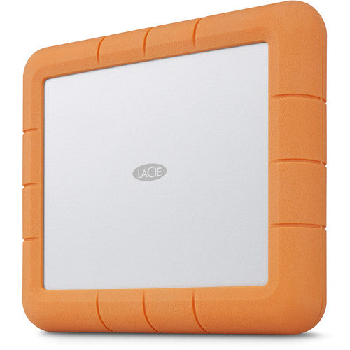 LaCie Rugged RAID Shuttle Drive 8TB STHT8000800 - [machollywood]