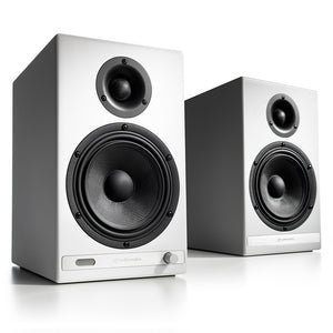 AudioEngine HD6 Wireless Speakers White