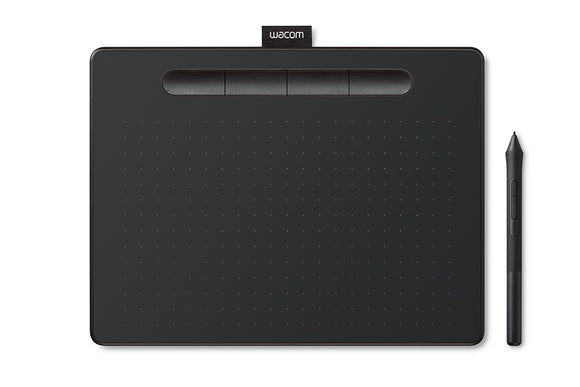 Wacom Intuos S, Without BlueTooth - CTL4100 - [machollywood]