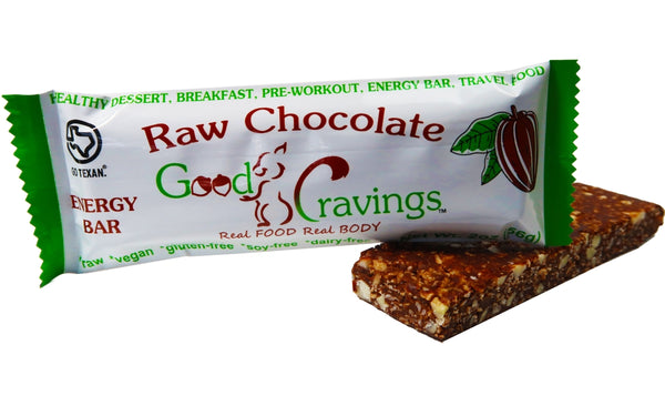 Raw Chocolate Energy Bar