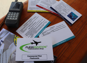 Commercial Pilot Flashcards