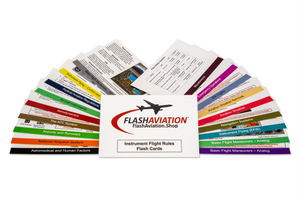 Instrument Flying Handbook & IFR Flashcards Bundle