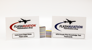 IFR & VFR Flashcards Combo - Flash Aviation
