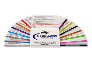 Pilot's Handbook & VFR Flashcards Bundle