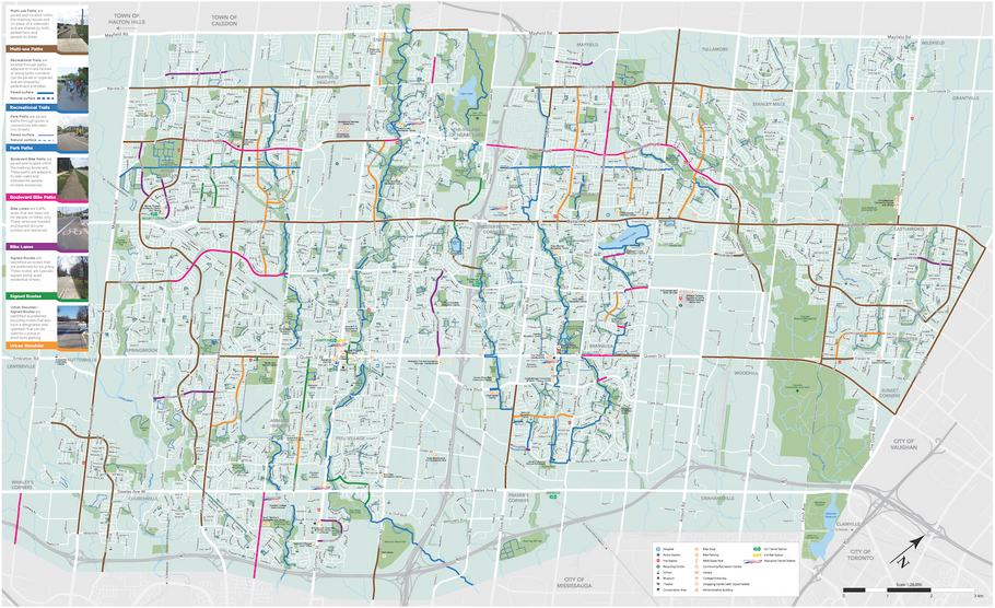 How Brampton launched their city cycling guide
