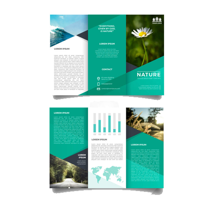 Brochure Templates for Your Business or Non-Profit