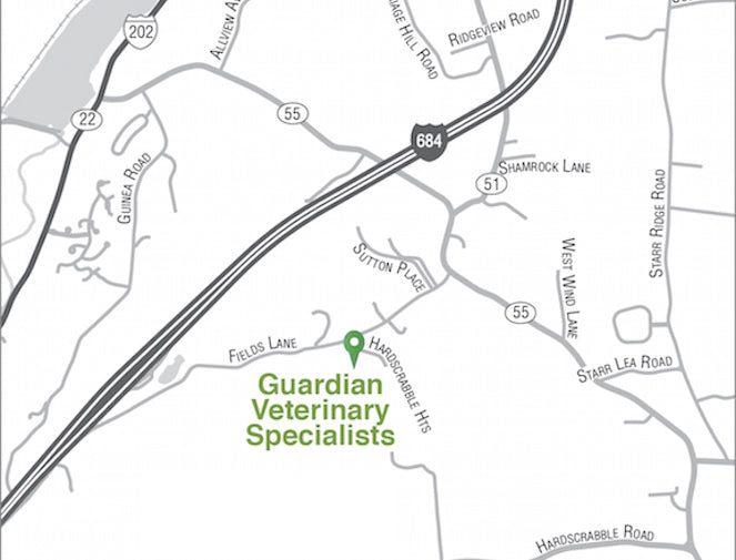 Guardian Veterinary business location