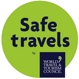 example of Safe Travels Stamp