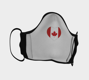 Canada Cares Face Mask