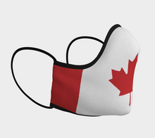 Load image into Gallery viewer, Canadian Flag Face Covering