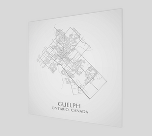 Art Map of Guelph