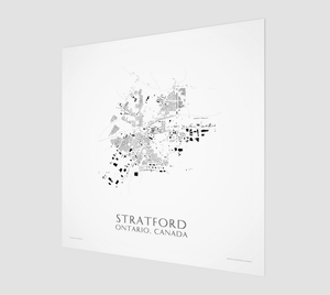 Art Map of Stratford
