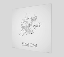 Load image into Gallery viewer, Art Map of Stratford