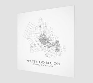 Art Map of Waterloo Region