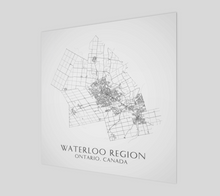 Load image into Gallery viewer, Art Map of Waterloo Region