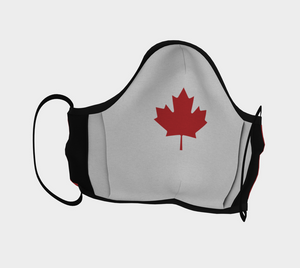 Canadian Flag Face Covering