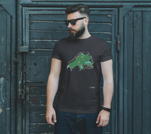 Load image into Gallery viewer, Classic T-shirt with Map of Waterloo Park
