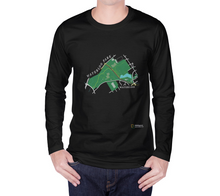 Load image into Gallery viewer, Long Sleeve T-Shirt with Map of Waterloo Park