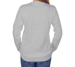 Long Sleeve T-Shirt with Map of Waterloo Park