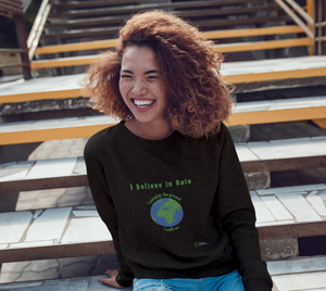 I Believe in Gaia - Crewneck Sweatshirt