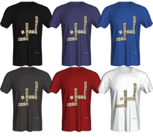Load image into Gallery viewer, Classic T-shirts - Map Crosswords