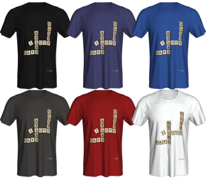 Classic T-shirts - Map Crosswords