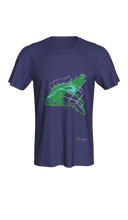 Load image into Gallery viewer, Classic T-shirt with Map of Victoria Park in Kitchener