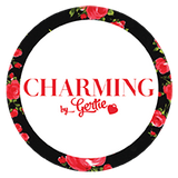 Charming SCARLET in Black - a Mad Seamstress