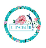 Chinoiserie Border Print - a Mad Seamstress