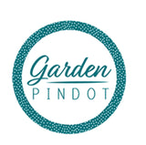 Garden Pindot in NICKLE - a Mad Seamstress