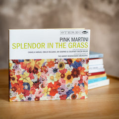 Splendor in the Grass | CD