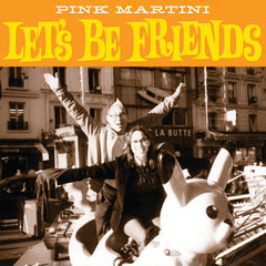 Let's Be Friends Single | Digital Download