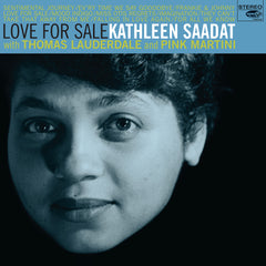 Kathleen Saadat with Thomas Lauderdale & Pink Martini - CD