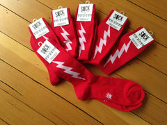 Derek Rieth Foundation Sock It To Me Xango socks