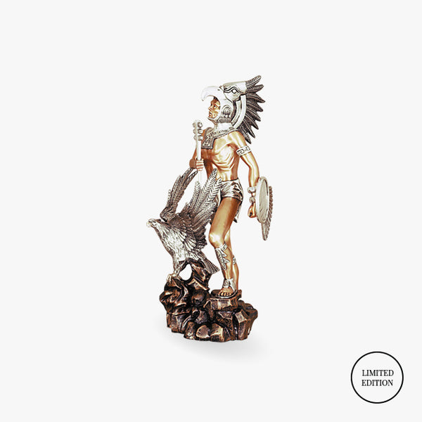 D'Argenta-Silver-Gold-Cooper-Eagle-Knight
