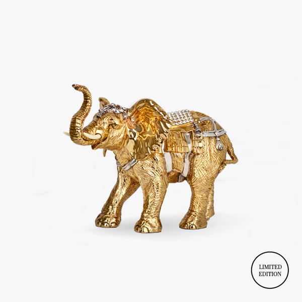 D'Argenta-Gold-Animals-Elephant