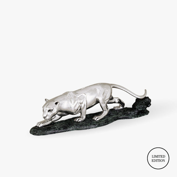 D'Argenta-Silver-Animals-Stealthy-Panther