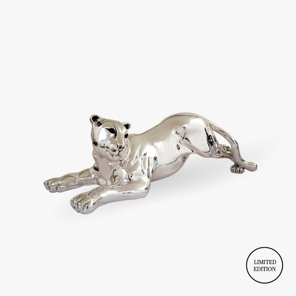 D'Argenta-Silver-Animals-Panther